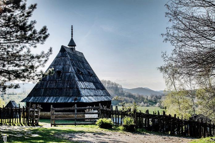Sirogojno: un village-musée en plein air