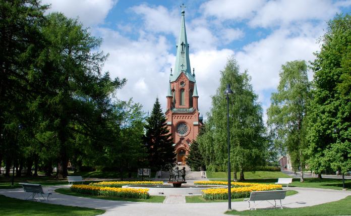Tampere: le coup de cœur des Finlandais!