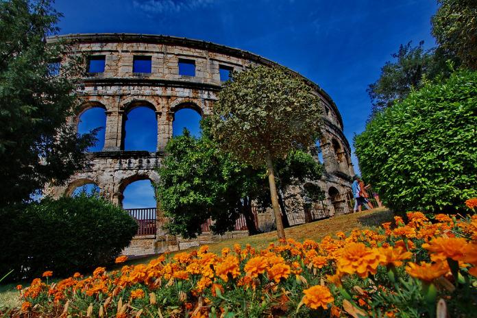 Pula: une cité au charme antique intact!