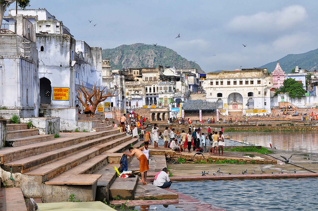 Pushkar : la ville sainte du Rajasthan