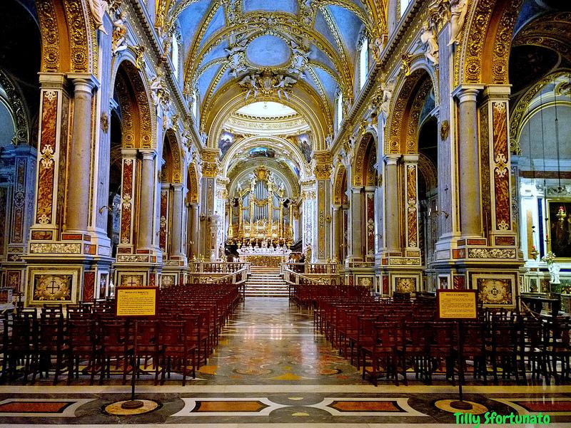 L'abbaye du Mont-Cassin