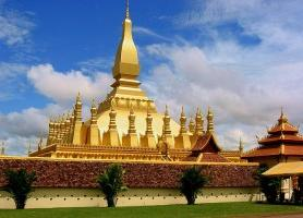 Pha That Luang : le temple royal du bouddhisme