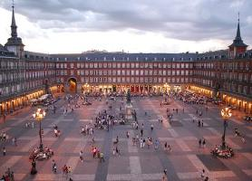 Plaza Mayor : la place principale de Madrid