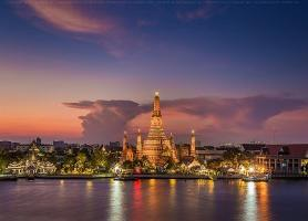 Wat Arun : un incontournable temple bouddhiste