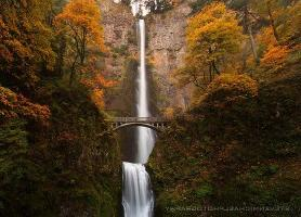 Chutes de Multnomah : la fascination au pluriel