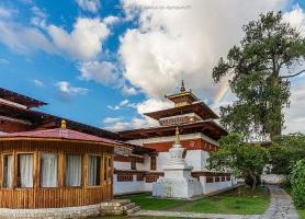 Temple Chimi Lhakhang : le temple de la fertilité