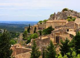 Baux-de-Provence : un des plus beaux villages de la France