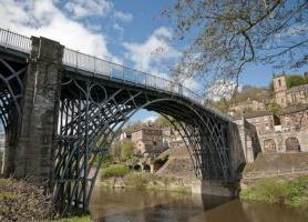 Vallée d'Ironbridge : la genèse de la révolution industrielle