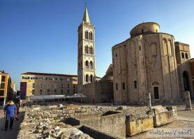 Zadar : la splendide ville aux mille attractions