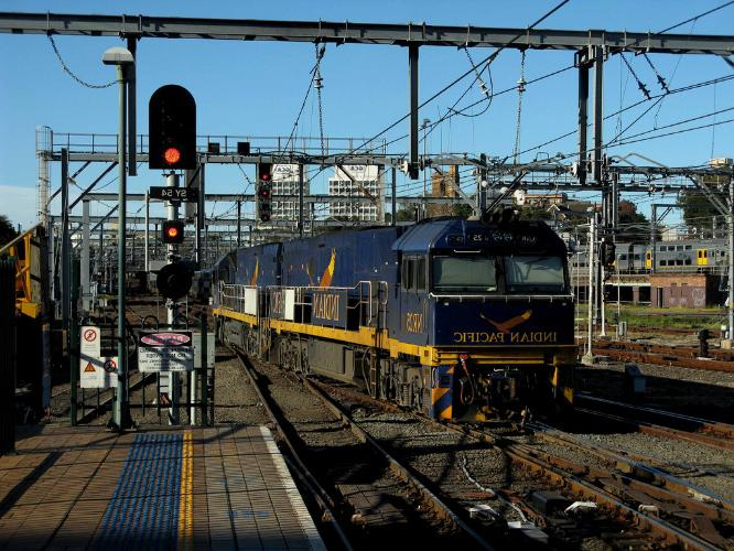 Indian Pacific : un mythe vivant des transports en Australie