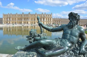 Le château de Versailles : la majestueuse résidence des rois des France