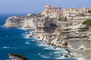 Bonifacio: ville d'histoire dans un paradis côtier