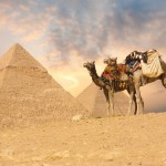 Pyramides d'Égypte