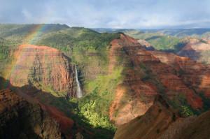 Canyon de Waimea : le vertige au prix d'un paradis terrestre