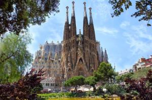 La Sagrada Familia : Une merveille architecturale