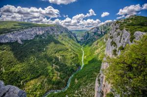 Les gorges du Verdon : le plus grand canyon d'Europe