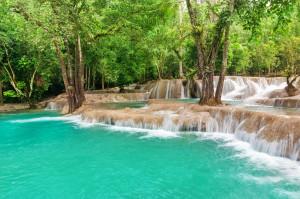 Les chutes de Kuang Si : un paradis d'eau claire