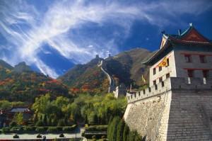 Grande Muraille de Chine : le dragon des dix mille li