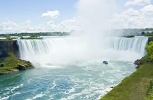 Chutes du Niagara: Les plus puissantes chutes d'eau d'Amérique du Nord