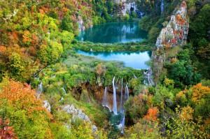 Parc de Plitvice : lacs et cascades à perte de vue