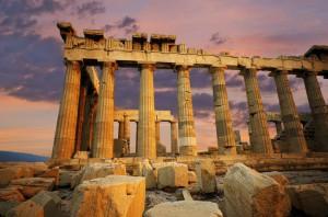 L'Acropole d'Athènes : le symbole d'une période faste