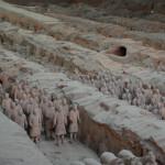 L'armée de terre cuite de Xian