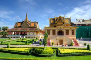 Palais Royal: la plus fameuse attraction de Phnom Penh