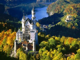 Neuschwanstein : Le vrai château de Walt Disney