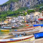 La Grotte bleue de Capri