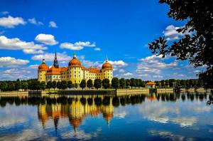 Schloss Moritzburg : Le château de chasse qui fait revivre la Renaissance