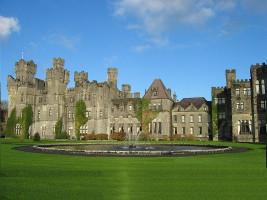 Château d'Ashford : noblesse et gentry incarnées par un sublime hôtel