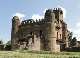 Château de Fasilidas : Chef d'œuvre impérial éthiopien