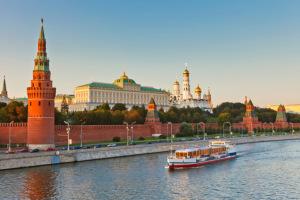 Kremlin : Forteresse des Tsar et symbole de l'invincible URSS