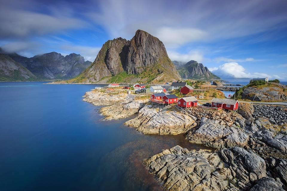 Îles Lofoten, Norvège: randonnée, voyage et tourisme à Lofoten