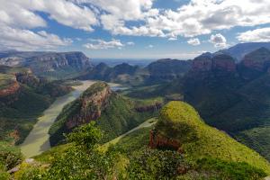 Le Blyde River Canyon : une faille naturelle aux richesses abondantes