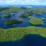 Les îles Palaos