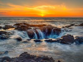 Le Cape Perpetua : le puits de Thor et autres merveilles