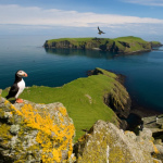 Staffa et sa grotte de Fingal