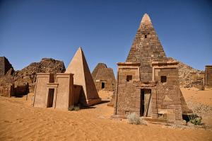Méroé : l'ancienne cité antique en marge de l'Egypte
