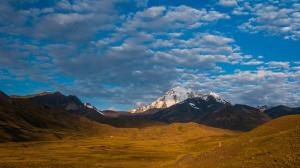 Le Huayna Potosí : le toit enneigé de la Bolivie