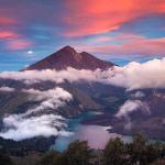 Le volcan Rinjani