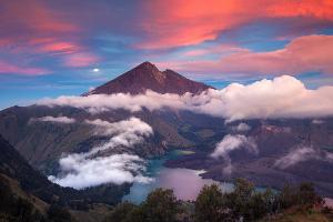 Le volcan Rinjani : le Vésuve indonésien