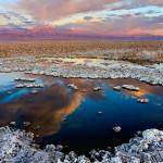 Le salar d'Atacama