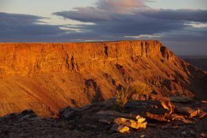 Le Canyon de la Fish River : la merveille géologique de la Namibie