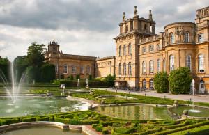 Le palais de Blenheim : la merveille baroque de l'Angleterre