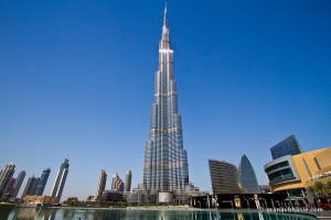 Burj Khalifa : le toit du monde