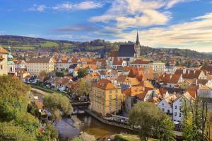 Český Krumlov : la plus belle ville de République Tchèque