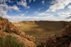Le cratère Barringer : un site lunaire sur Terre !