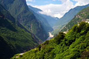 Gorges du Saut du tigre : le canyon perdu de la Chine