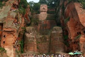 Grand Bouddha de Leshan : le plus grand Bouddha du monde